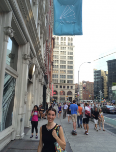 In New York, I knocked on Animoto's door, but alas, no one was home that day.