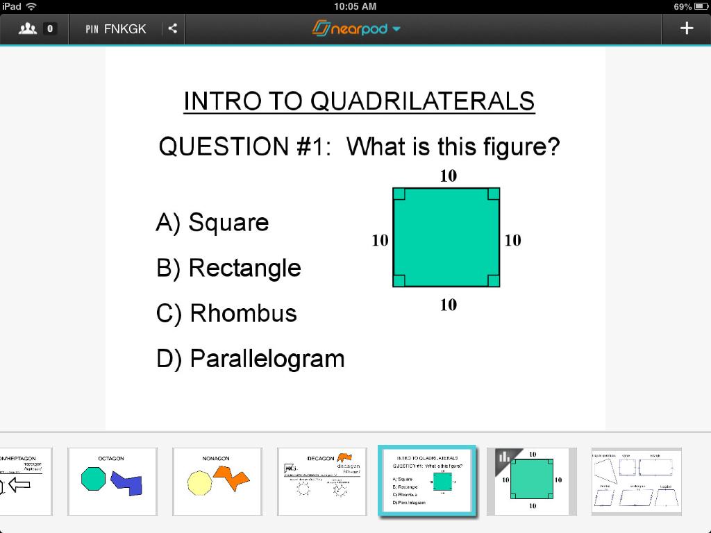 Intro to Quads