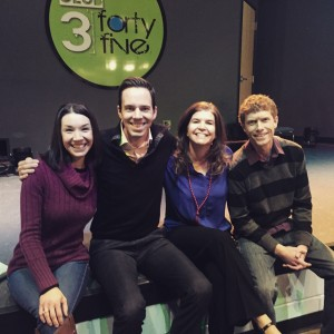 Yenca, The Dan, Nadine Herbst, The Fenton